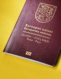 Finnish Passport