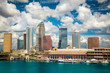 Tampa Florida skyline - 56076331