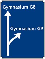 Entscheidung: G8 oder G9
