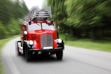 Oldtimer der Feuerwehr