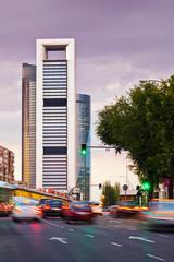 Madrid Rush Hour