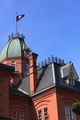 Hokkaido government main buildin / 北海道庁旧本庁舎