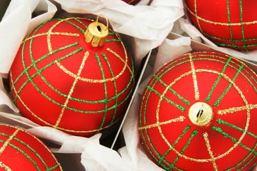 Shiny holiday decoration