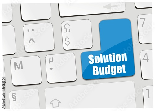 clavier solution budget