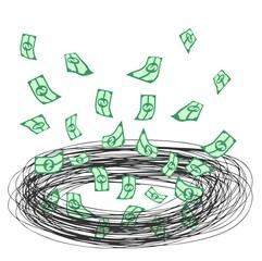Tornado money