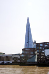 The Shard skyscraper
