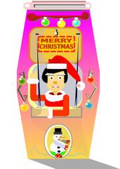 Punto de referencia navidad