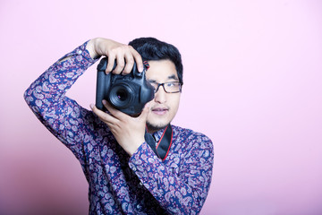 Creative Asian Photographer