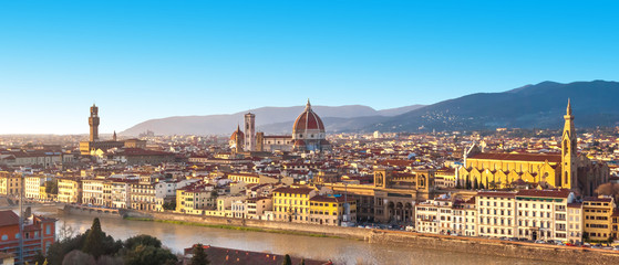 Florence, panorama