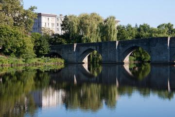 Le pont Saint-Etienne de Limoges