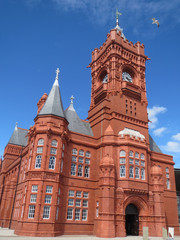 The Pierhead Building Cardiff Bay