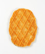 Butter waffle cookie
