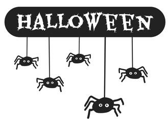 halloween_spinnen