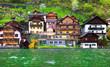 Alpine village Hallstat
