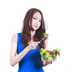 eating salat