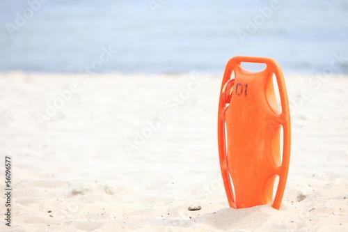 Lifeguard beach rescue equipment - 56096577