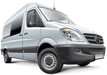 Germany full-size van