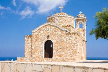 Церковь Святого Илии Пророка, Протарас, Кипр