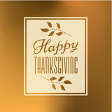 Fototapety Thanksgiving Day Card