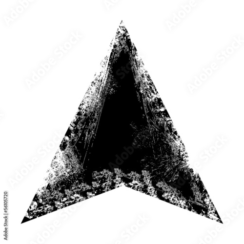 Fotobehang Vormen Grunge Vector Illustration Background