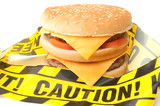 Fast food warning