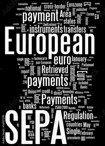 Single Euro Payments Area - SEPA