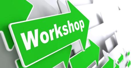 Workshop. Business Concept.