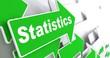 Statistics. Business Concept.