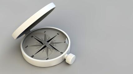 3D Pusula - compass