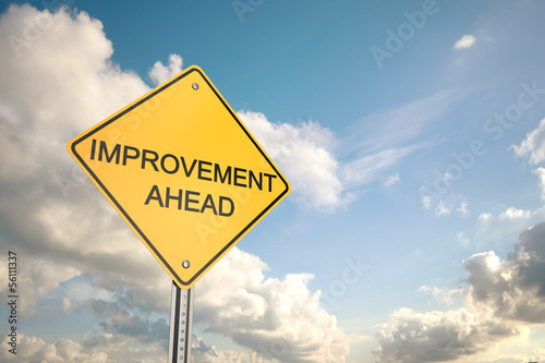 Improvement Ahead