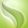 Abstract soft green background