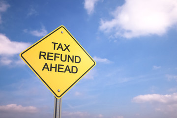 Tax Refund Ahead