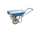 concrete wheel barrow