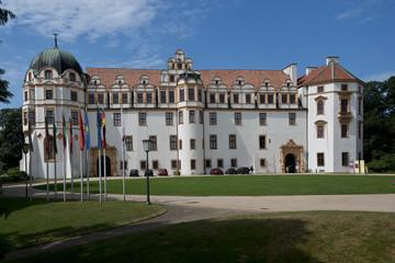 Castle in Celle, Germany