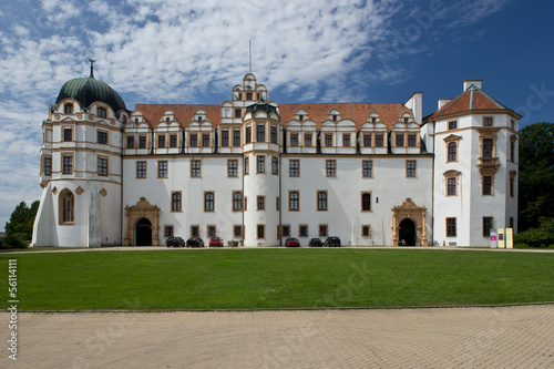 Castle in Celle, Germany