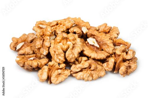 walnut half heap