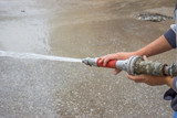 fire hose spray nozzle 2