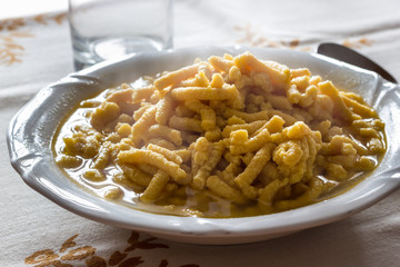 Passatelli from bologna