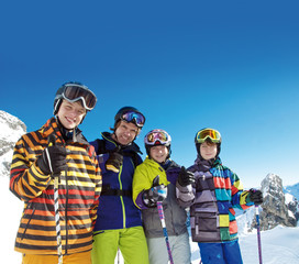 Ja zum Skifahren