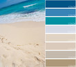 Beach color code