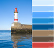 Lighthouse color code