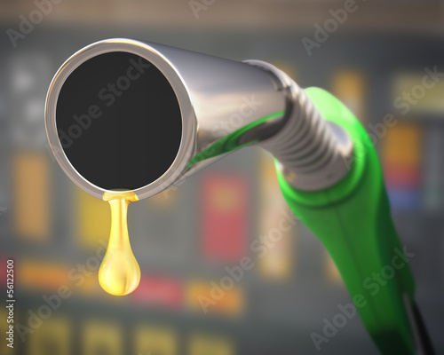 Gasoline Drop
