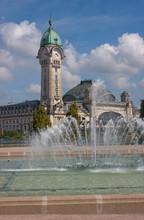 Gare de Limoges Bénédictins