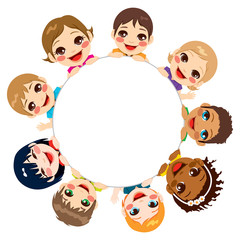 Multi-ethnic Children Group