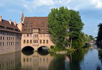 Heilig Geist Spital in Nuremberg
