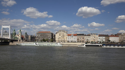view from the donau