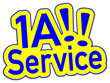 1A Service Sticker gelb  #130912-svg01