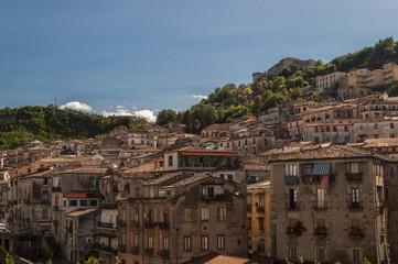 Cosenza centro storico