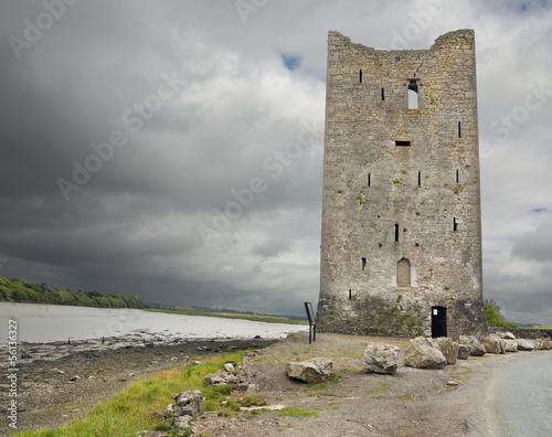 Fototapeten,irland,europa,landschaft,schloss
