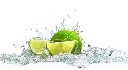 lime and water © coffeemill